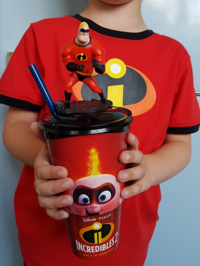 Incredibles 2 treats!