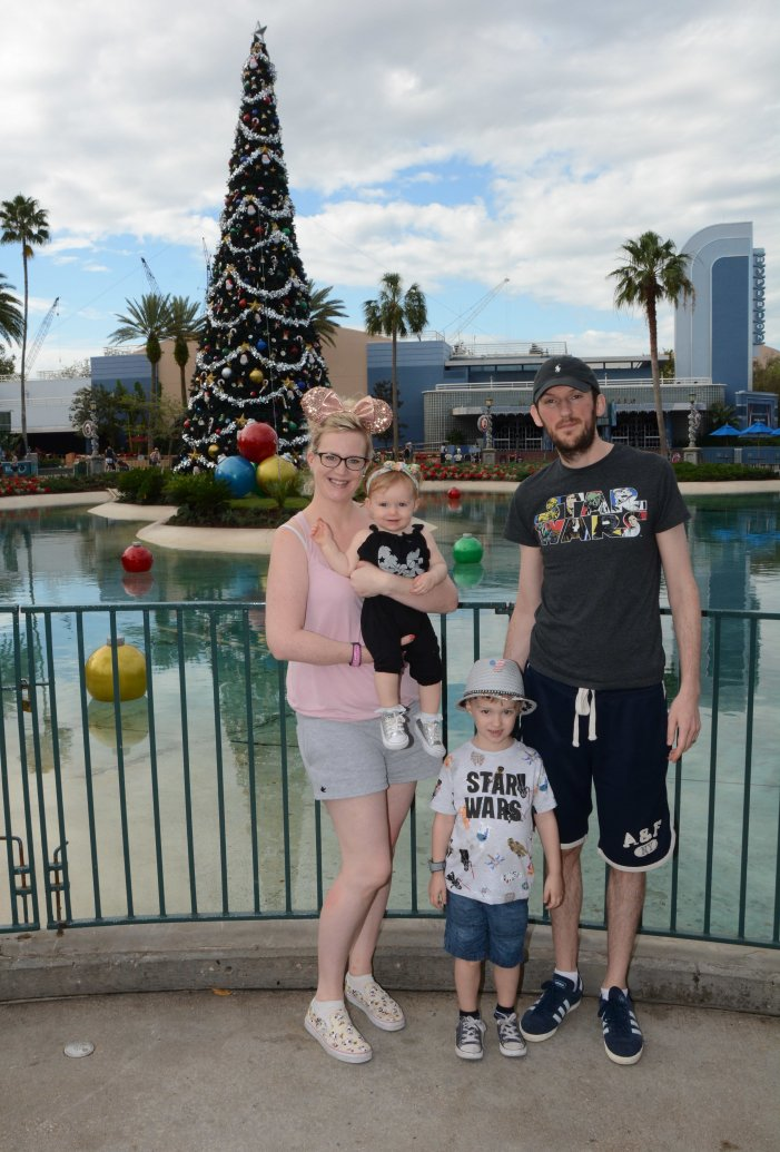 Photopass picture at Disney's Hollywood Studios