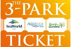 3 for 2 SeaWorld, Aquatica & Busch Gardens